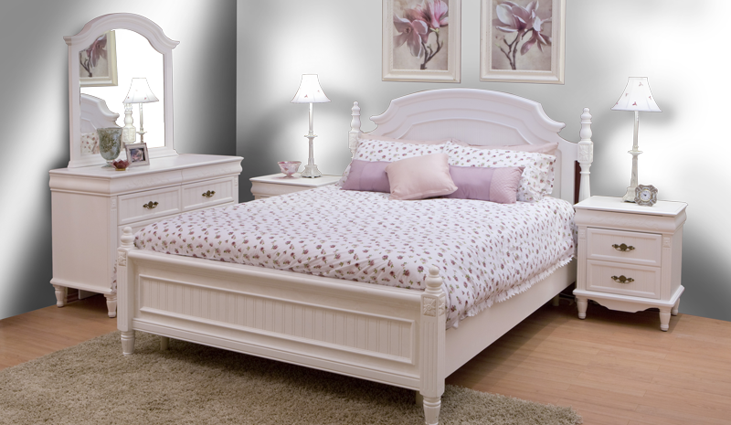 San Marco Decorative Finishes - ladies bedroom