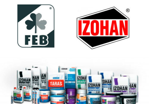 Izohan Irish Distributor